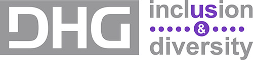 DHG Inclusion and Diversity logo