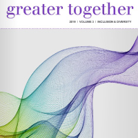 DHG's Greater Together Magazine