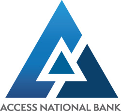 Access National Bank logo