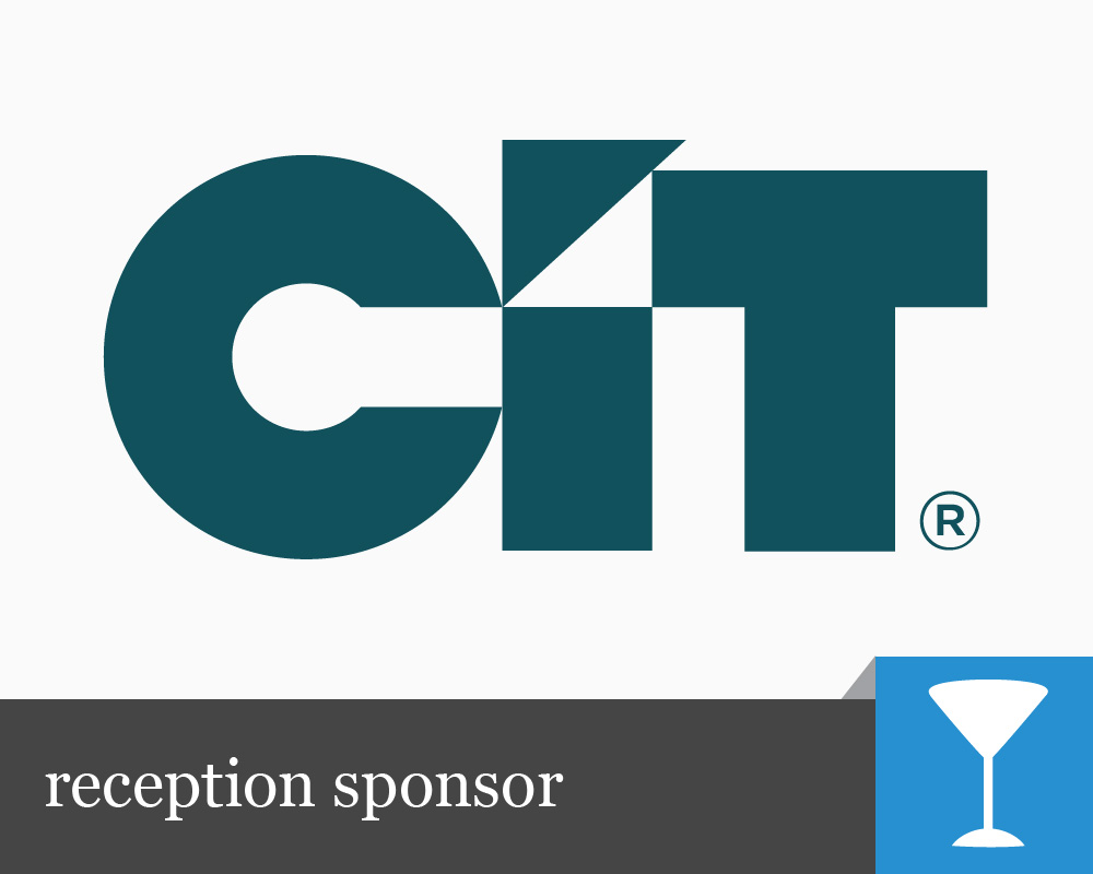 Reception Sponsor: CIT