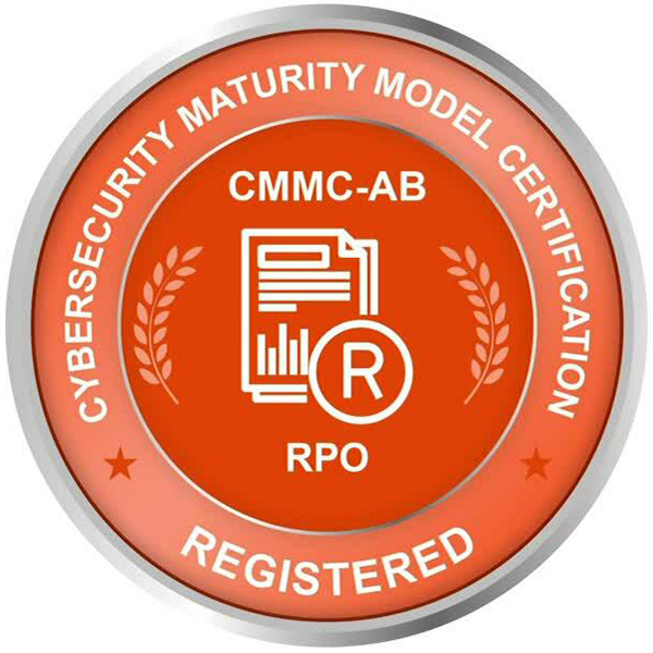 Cybersecurity Maturity Model Certification registered logo